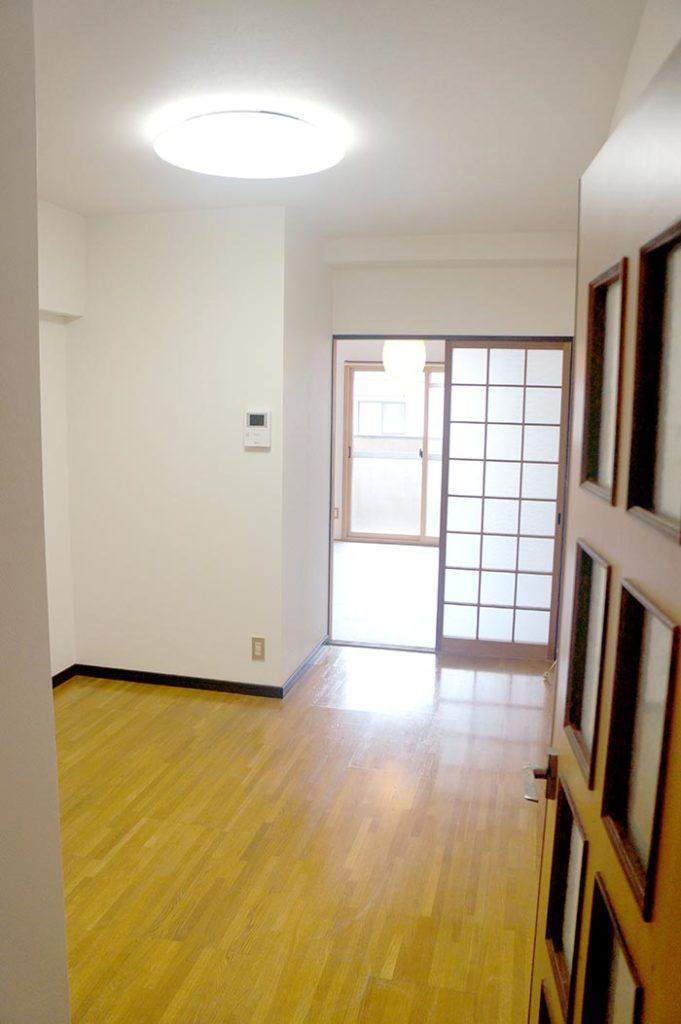 片野203号室のキッチン