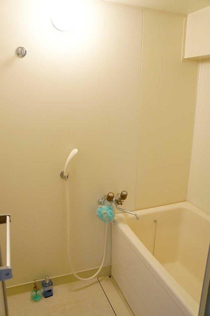片野706号室の浴室