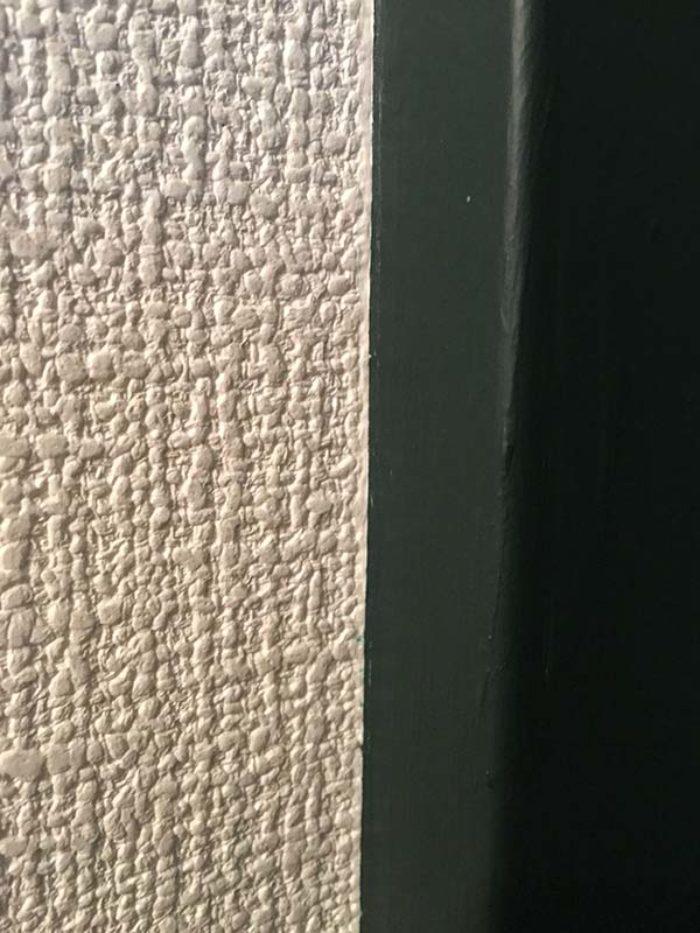 玄関塗装詳細
